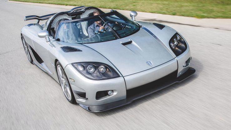 10 mẫu ô tô chỉ dành cho giới siêu giàu - Ảnh 7.