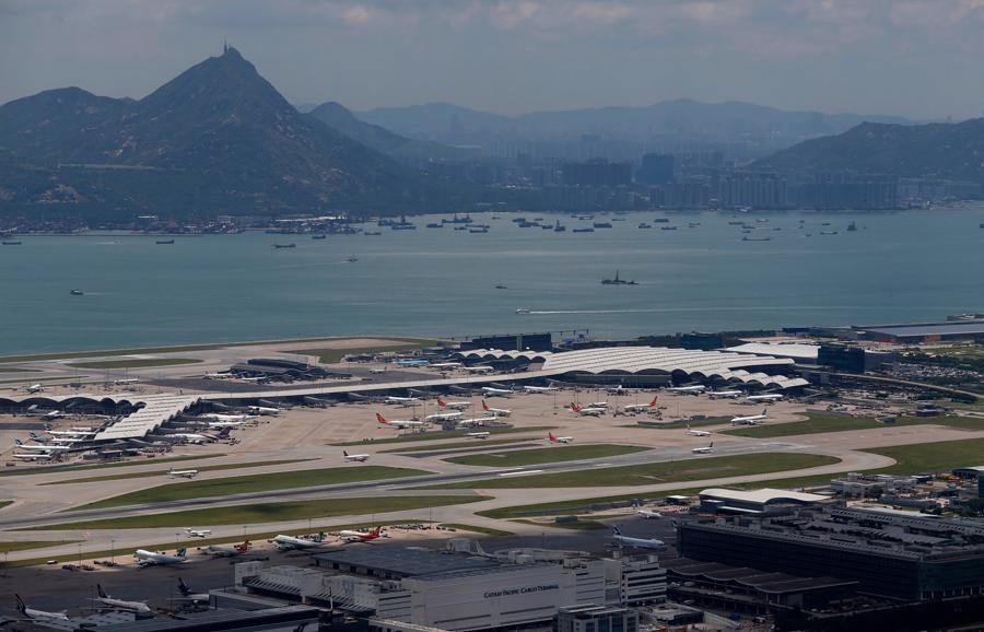 20 sân bay bận rộn nhất thế giới - Ảnh 8.
