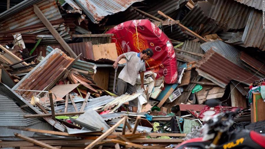 Động đất, sóng thần tại Indonesia: Hàng nghìn người có thể đã thiệt mạng - Ảnh 8.