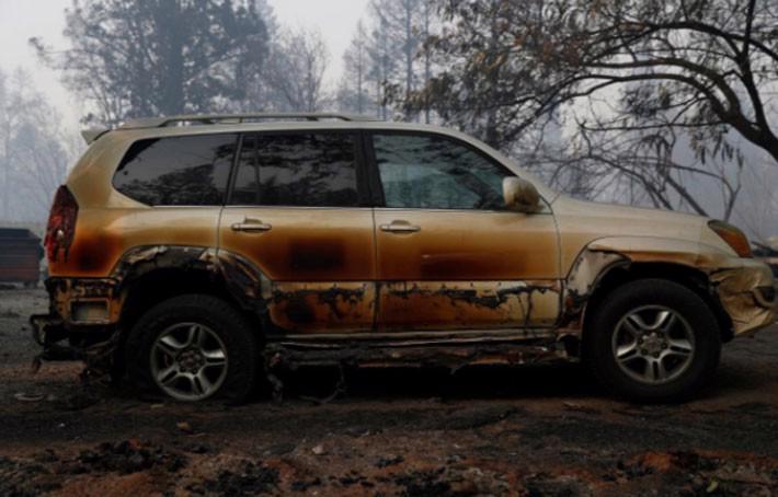 Cận cảnh vụ cháy rừng lịch sử khiến ít nhất 31 người thiệt mạng ở California - Ảnh 8.