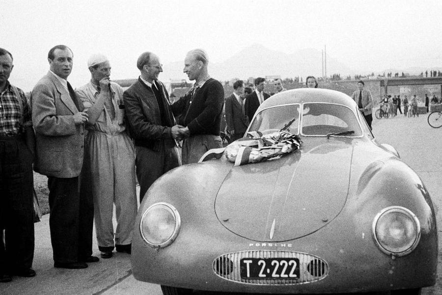 Xe cổ Porsche Type 64 được bán đấu giá, dự kiến thu về tới 20 triệu USD - Ảnh 3.