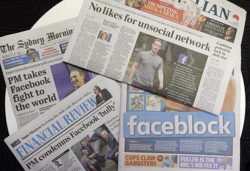 """Hành động """"bắt nạt"""" Australia của Facebook sẽ mở ra cuộc đối đầu lớn trên toàn cầu? - Ảnh 1."""
