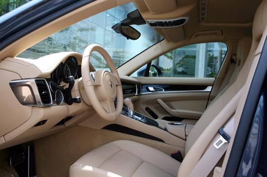 Porsche Panamera V6, sứ mệnh mới - Ảnh 6