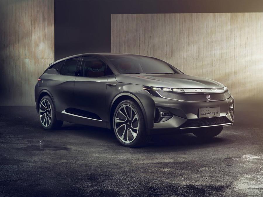11 mẫu xe tương lai được chờ đón tại CES 2019 - Ảnh 9.