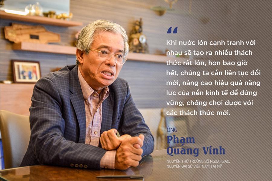 Việt Nam- Hoa Kỳ: Quan hệ kinh tế cần được thúc đẩy hơn nữa - Ảnh 11.