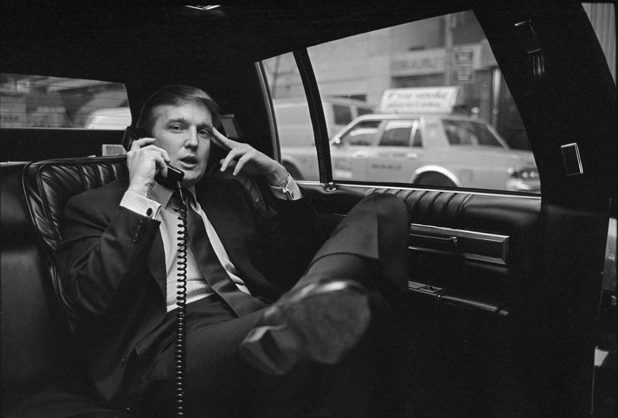 Những khoảnh khắc đáng chú ý trong cuộc đời và sự nghiệp của ông Trump - Ảnh 10.