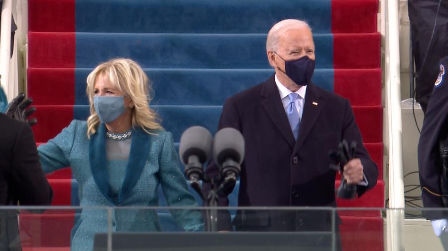 Toàn cảnh lễ nhậm chức của tân Tổng thống Mỹ Joe Biden - Ảnh 5.
