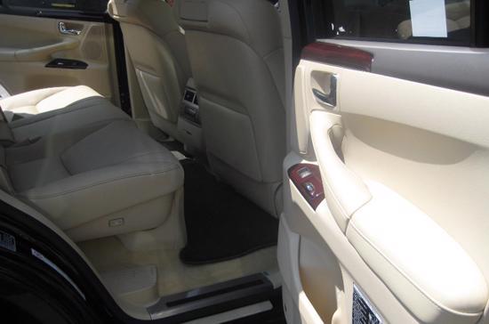 Khám phá Lexus LX570 2013 đầu tiên tại Việt Nam - Ảnh 7