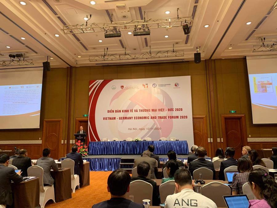 EVFTA mới có hiệu lực, thương mại Việt - Đức đảo chiều tăng mạnh - Ảnh 2.