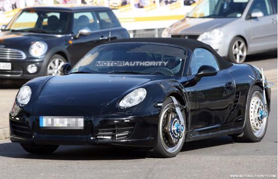 Porsche Boxster 2012, những hình ảnh đầu tiên - Ảnh 6