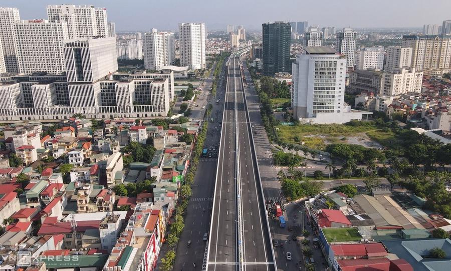 (Bài tết) Những dự án giao thông được khánh thành và khởi công trong năm Canh Tý - Ảnh 1.