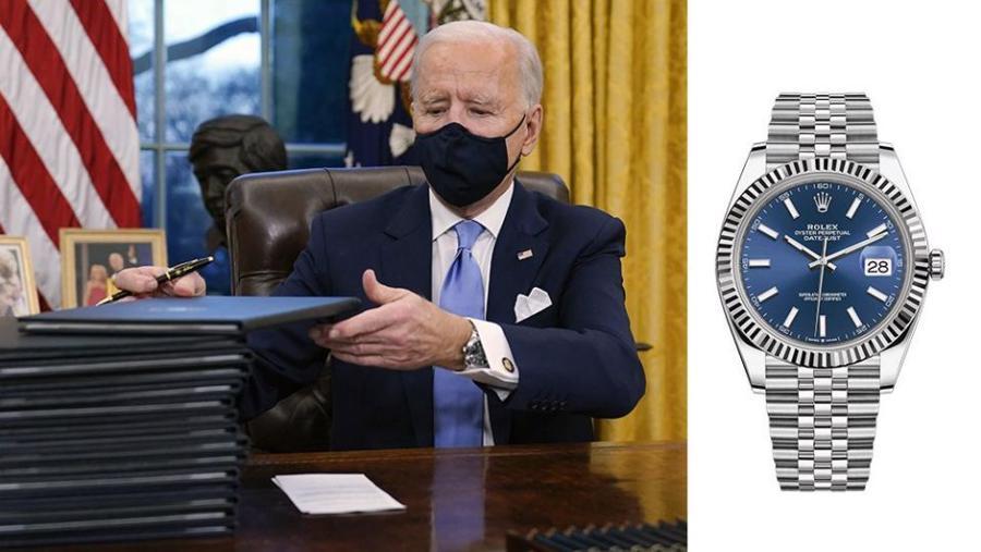 Các nguyên thủ thế giới đeo đồng hồ gì? - Ảnh 1.