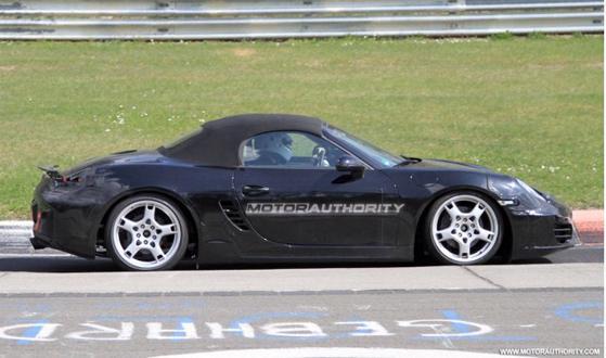 Porsche Boxster 2012, những hình ảnh đầu tiên - Ảnh 3