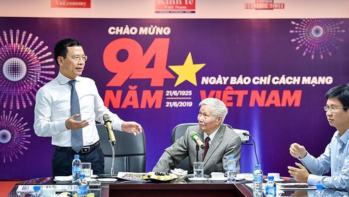 Bộ trưởng Nguyễn Mạnh Hùng: Báo chí là cầu nối cho khát vọng Việt Nam hùng cường - Ảnh 1.