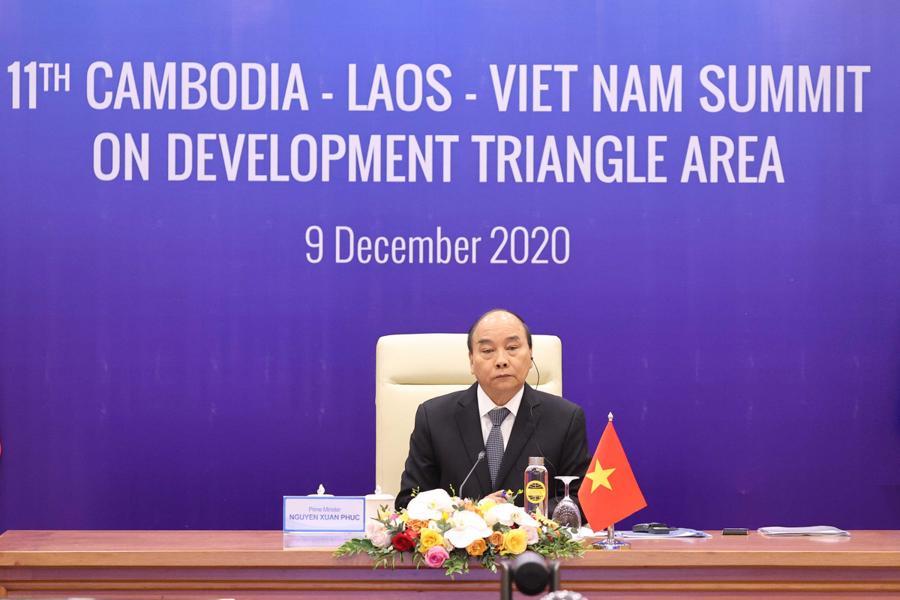 Tam giác Campuchia - Lào - Việt Nam còn nhiều dư địa phát triển - Ảnh 1.