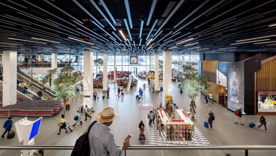20 sân bay bận rộn nhất thế giới - Ảnh 11.
