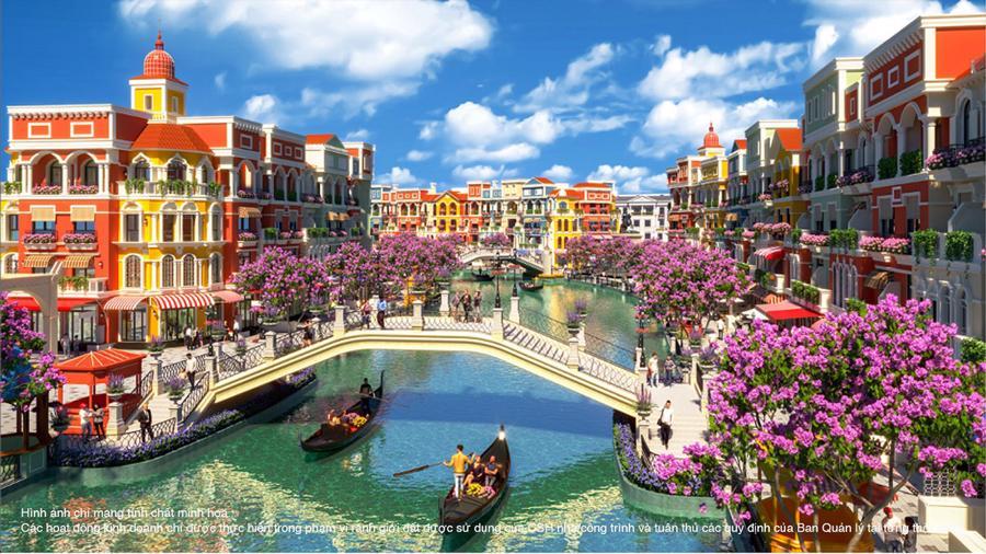 Grand World Phú Quốc: Đón trọn xu hướng du lịch tương lai - Ảnh 1.