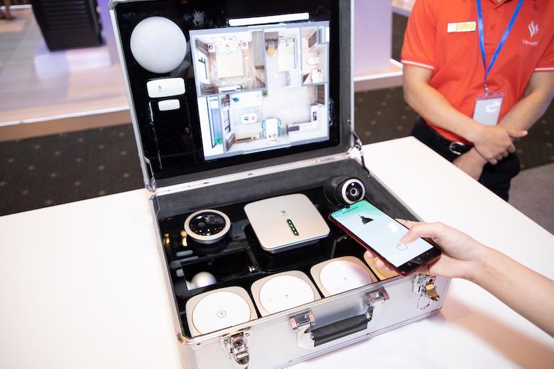 """VinSmart """"khoe"""" nhiều sản phẩm công nghệ mới tại Tech Awards 2020 - Ảnh 1."""