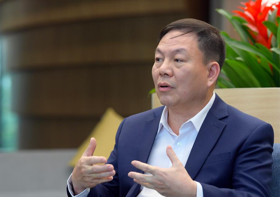 """CEO Viettel Lê Đăng Dũng: """"Mọi quyết định của Viettel bây giờ đều dựa trên dữ liệu"""" - Ảnh 2."""