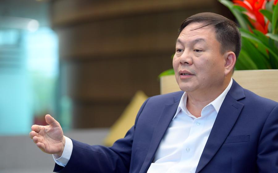 """CEO Viettel Lê Đăng Dũng: """"Mọi quyết định của Viettel bây giờ đều dựa trên dữ liệu"""" - Ảnh 1."""