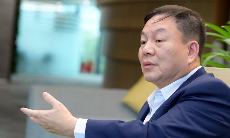 """CEO Viettel Lê Đăng Dũng: """"Mọi quyết định của Viettel bây giờ đều dựa trên dữ liệu"""" - Ảnh 3."""