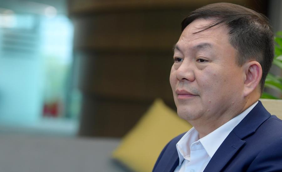 """CEO Viettel Lê Đăng Dũng: """"Mọi quyết định của Viettel bây giờ đều dựa trên dữ liệu"""" - Ảnh 4."""