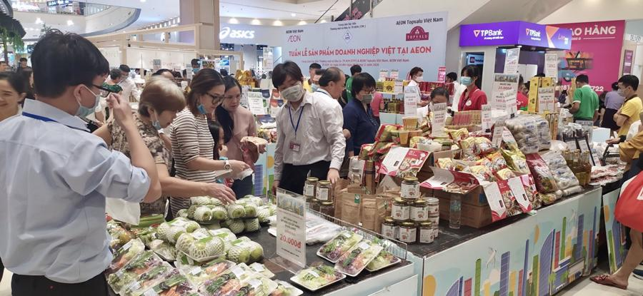 Nhà bán lẻ Nhật Bản hỗ trợ doanh nghiệp Việt nâng cao năng lực quản lý chất lượng sản phẩm - Ảnh 1.