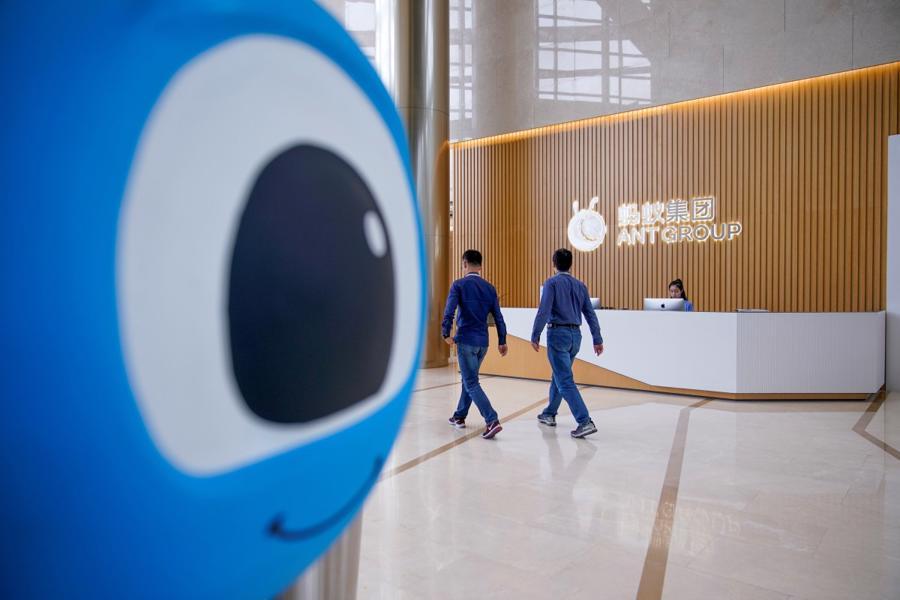 """IPO hụt của Ant Group để lại """"bàn tiệc"""" tỷ USD cho các doanh nghiệp Trung Quốc - Ảnh 1."""