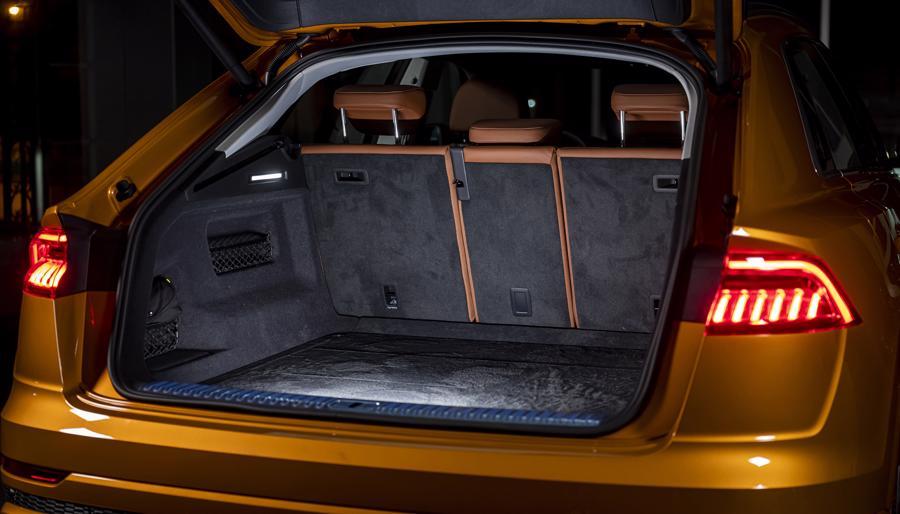 Chi tiết Audi Q8 vừa về Việt Nam, bàn giao xe trước Tết - Ảnh 7.