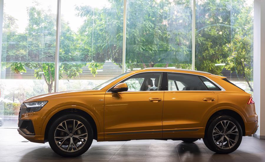 Chi tiết Audi Q8 vừa về Việt Nam, bàn giao xe trước Tết - Ảnh 1.