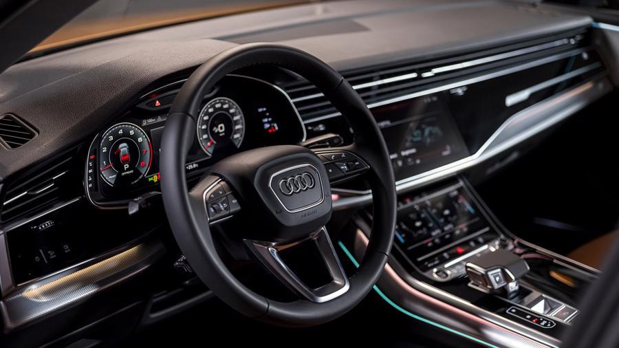 Chi tiết Audi Q8 vừa về Việt Nam, bàn giao xe trước Tết - Ảnh 3.