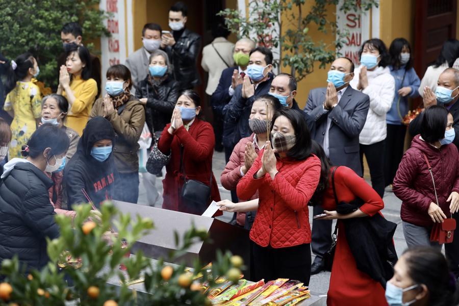 Các nước châu Á đón Tết Nguyên đán ra sao giữa đại dịch? - Ảnh 14.