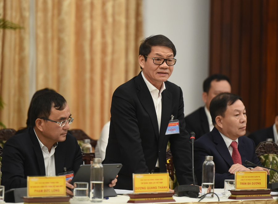 Đối thoại 2045: Việt Nam cần tăng trưởng 7%/năm trong 25 năm tới để trở thành nước thu nhập cao - Ảnh 2.