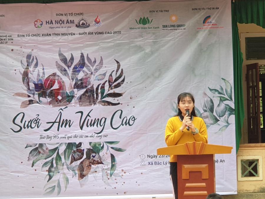 Nghệ An: Tập đoàn Tân Long trao tặng quà Tết cho người nghèo - Ảnh 1.