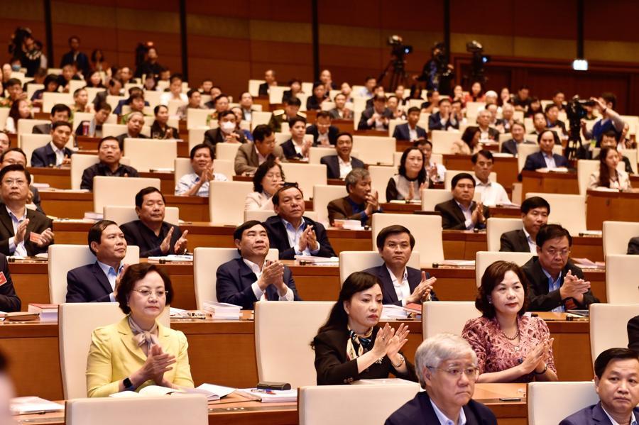 Quán triệt Nghị quyết Đại hội 13 của Đảng, sớm đưa vào cuộc sống - Ảnh 2.