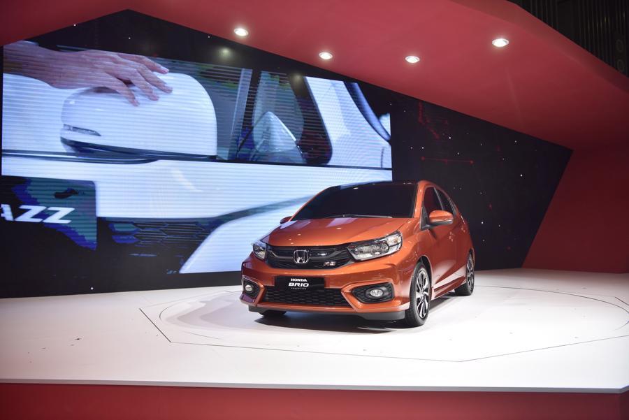Honda Brio hoàn toàn mới sắp ra mắt thị trường Việt Nam - Ảnh 4.