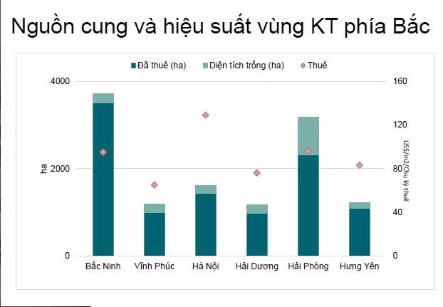 Điểm trừ lớn nhất của bất động sản công nghiệp Việt Nam - Ảnh 1.