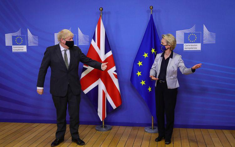 Anh và EU cảnh báo về Brexit không đạt được thỏa thuận - Ảnh 1.