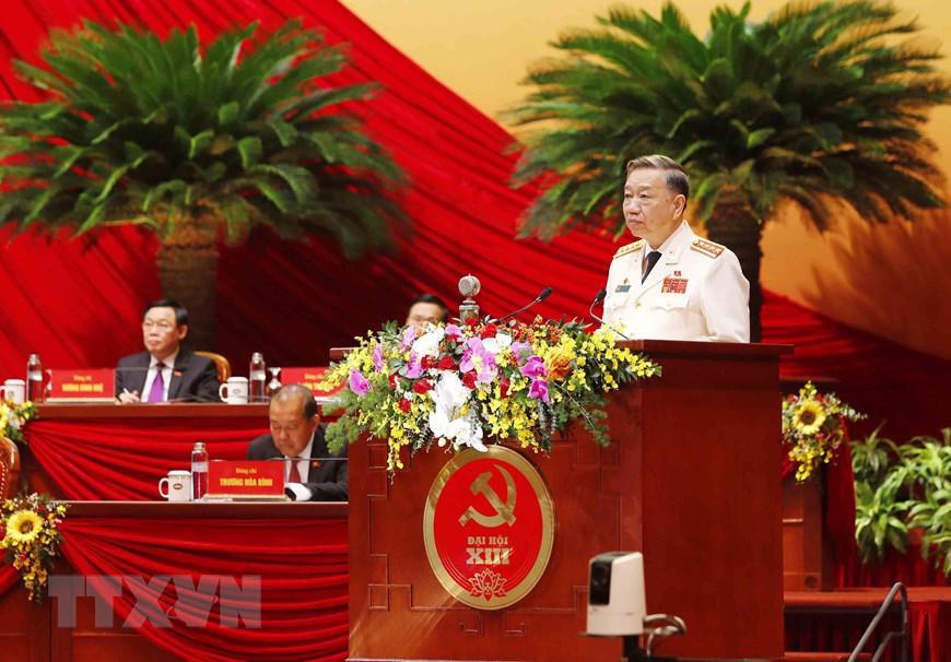 23 tham luận đóng góp tâm huyết, trách nhiệm vào các dự thảo Văn kiện Đại hội XIII - Ảnh 3.