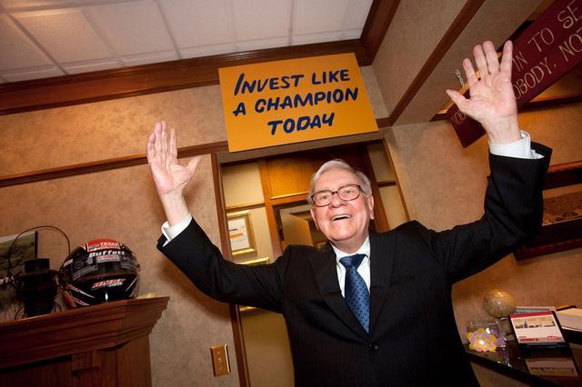 Tỷ phú Warren Buffett: 'Đầu tư là tìm cho mình câu chuyện phù hợp' - Ảnh 8.