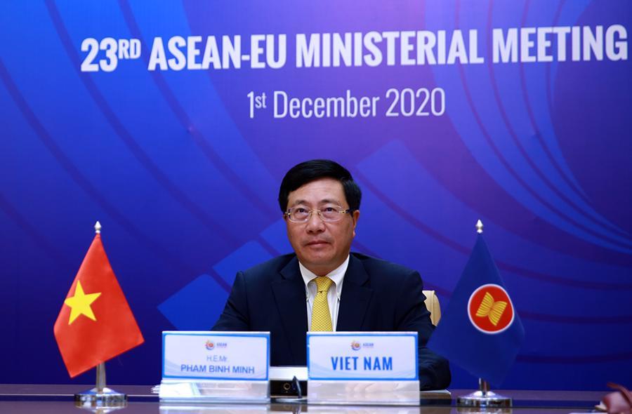 Những bước phát triển toàn diện trong quan hệ Việt Nam - EU và triển vọng thời gian tới - Ảnh 3.