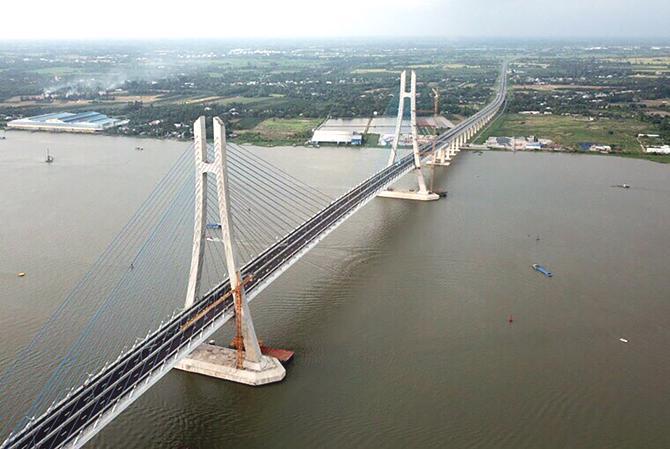 (Bài tết) Những dự án giao thông được khánh thành và khởi công trong năm Canh Tý - Ảnh 4.