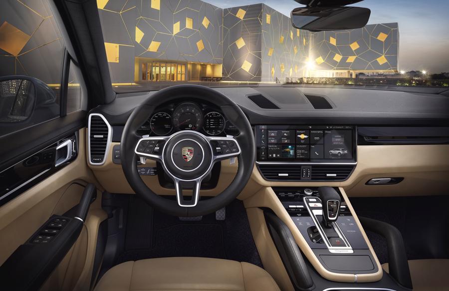 Porsche Cayenne - SUV hạng sang cho người sành công nghệ - Ảnh 1.