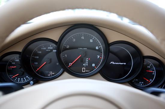 Porsche Panamera V6, sứ mệnh mới - Ảnh 9