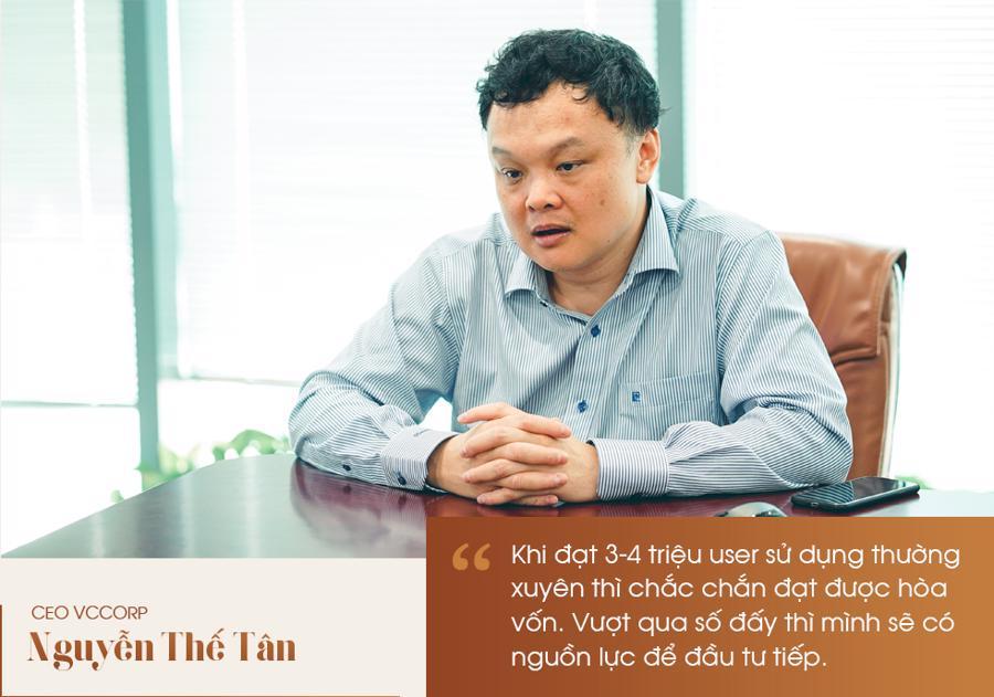 """CEO Nguyễn Thế Tân: """"Mạng xã hội Lotus là cuộc chơi tất tay của VCCorp"""" - Ảnh 12"""