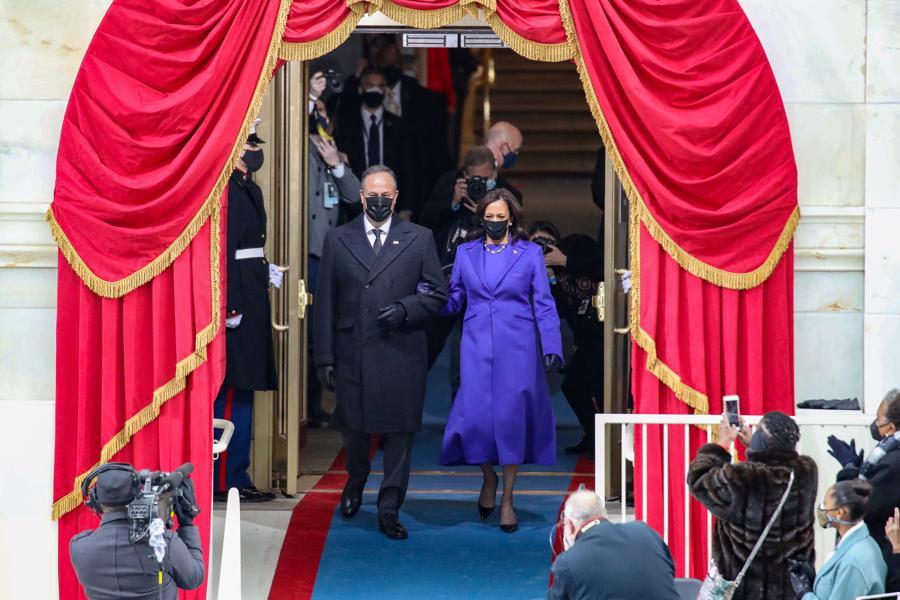 Toàn cảnh lễ nhậm chức của tân Tổng thống Mỹ Joe Biden - Ảnh 6.