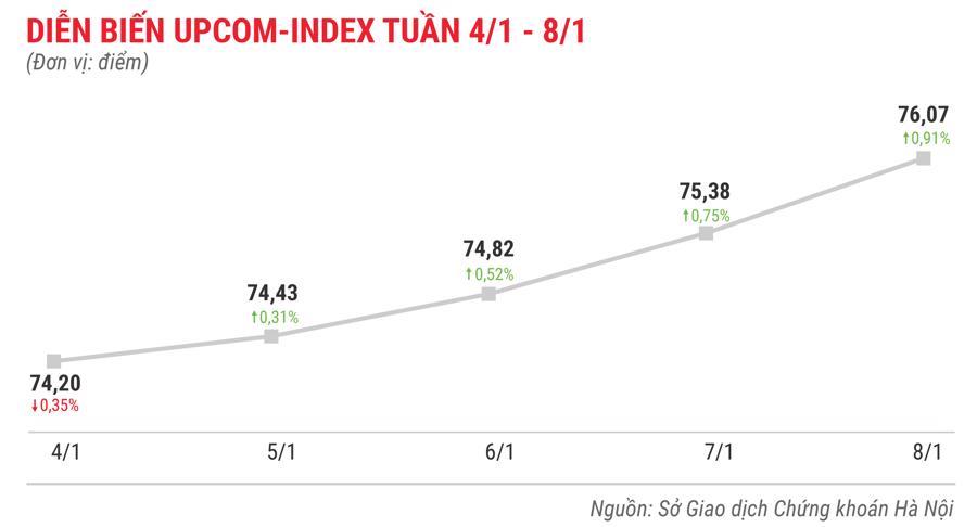 Cổ phiếu công ty chứng khoán tăng mạnh tuần đầu năm 2021 - Ảnh 7.