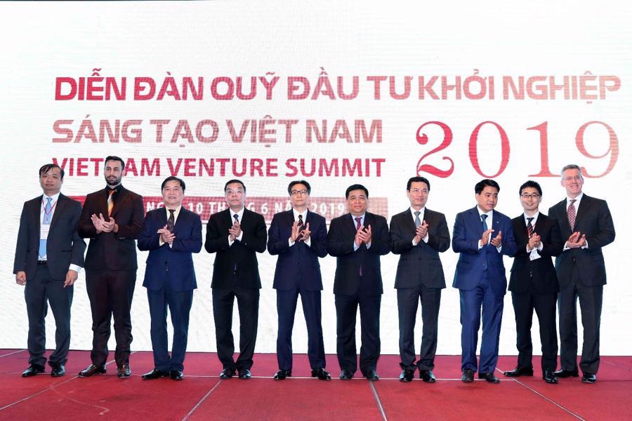Sắp diễn ra Diễn đàn Quỹ đầu tư Khởi nghiệp Sáng tạo Việt Nam 2020 - Ảnh 1.