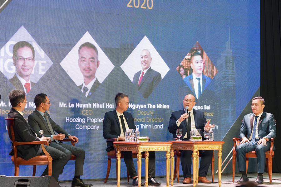 Hưng Thịnh Land nhận giải thưởng nhà phát triển Bất động sản nhà ở tốt nhất Đông Nam Á 2020 - Ảnh 2.