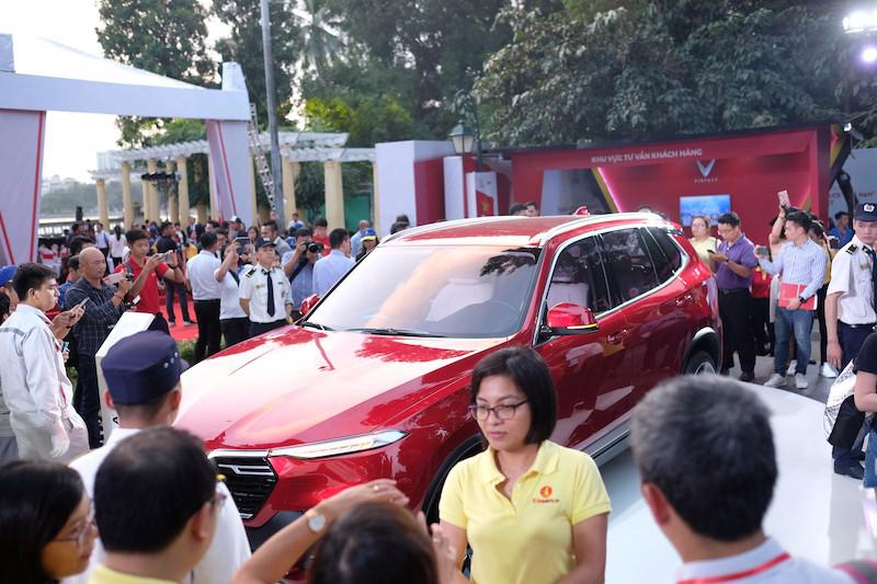 Ôtô VinFast có giá từ 336 triệu đồng - Ảnh 1.